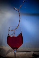 Auf ein Glas Wein