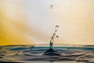 Bild mit Wasser, Wellen, Makroaufnahme, Tropfen, nahaufnahme, dynamik, Spritzer, Highspeed, Flüssigkeiten, Geschwindigkeit