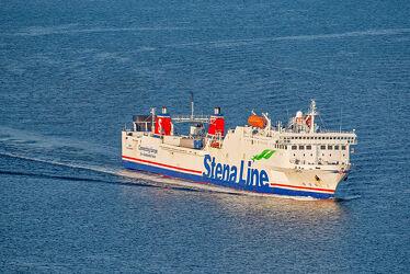 Containerschiff URD
