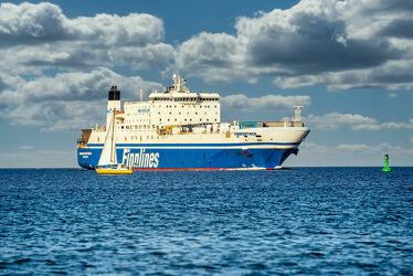 Begegnung auf der Ostsee