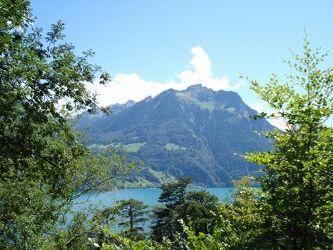 Bild mit Himmel, Wolken Himmel, berg, Schweiz, aussicht