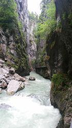 Bild mit Wasser, Gewässer, Schluchten, Schweiz