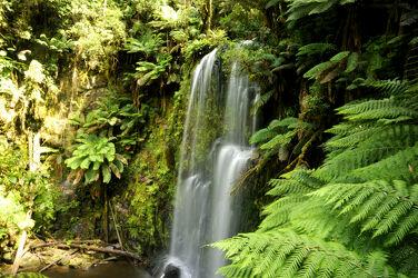 Bild mit Wasser, Wasserfall