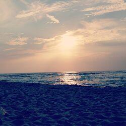 Bild mit Wasser, Sonnenuntergang, Sonnenaufgang, Nordsee, Nordseeküste