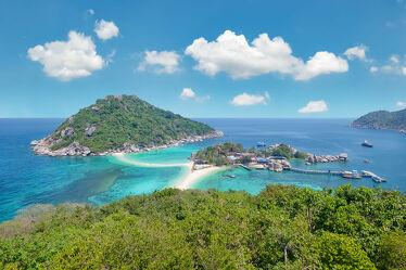 Koh Nang Yuan Thailand