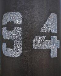 Bild mit Abstrakt, Laterne, 4, 9, 94, zahl, ziffern