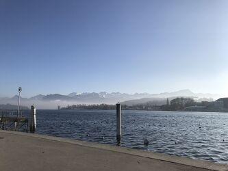 Bild mit See, Vierwaldstättersee, Luzern