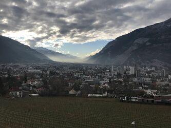 Bild mit Stadt, City, Schweiz, Chur