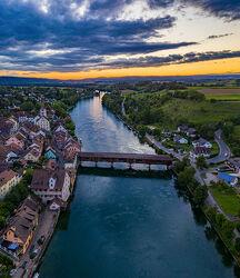 Diessenhofen Rheinbrücke