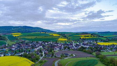 Bild mit Landschaft, Luftaufnahme, Schaffhausen