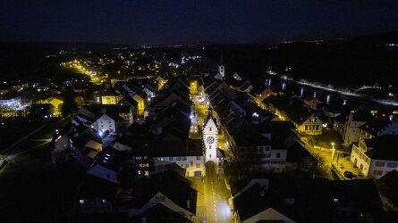 Bild mit Städte, Nachtaufnahmen, Thurgau