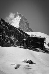 Nahe am Matterhorn