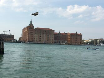 Bild mit Meere, Schiffe, Boote, Historische Gebäude, venedig