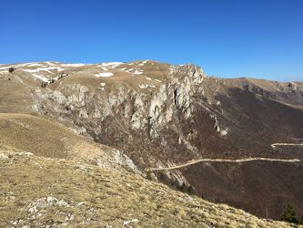 Bild mit Berge, Panorama, Strasse, Gebirge