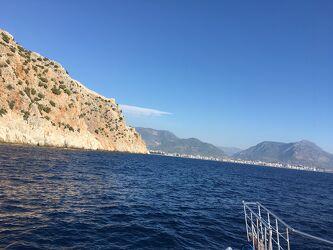 Bild mit Meer, Hafenanlage, Stadt, Türkei, Bucht, Bootstouren