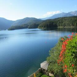 Bild mit Gewässer, Seen, Gewässer im Wald, Sehnsucht