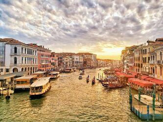 Bild mit Italien, Sonne, ausblick, venedig