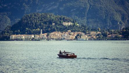 Bild mit Wasser, Landschaften, Seen, Herbst, Urlaub, Italien, boot, Bellagio, Komersee