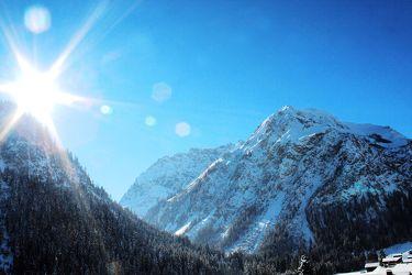 Alpen im Kleinwalsertal
