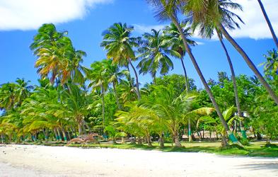 Haiti Insel