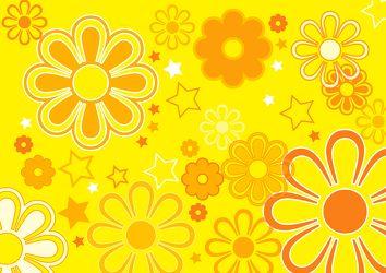 Bild mit Farben,Gelb,Orange,Natur,Pflanzen,Blumen