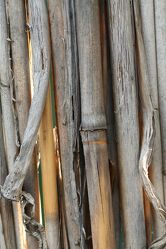 Bild mit Materialien,Holz,Bambus