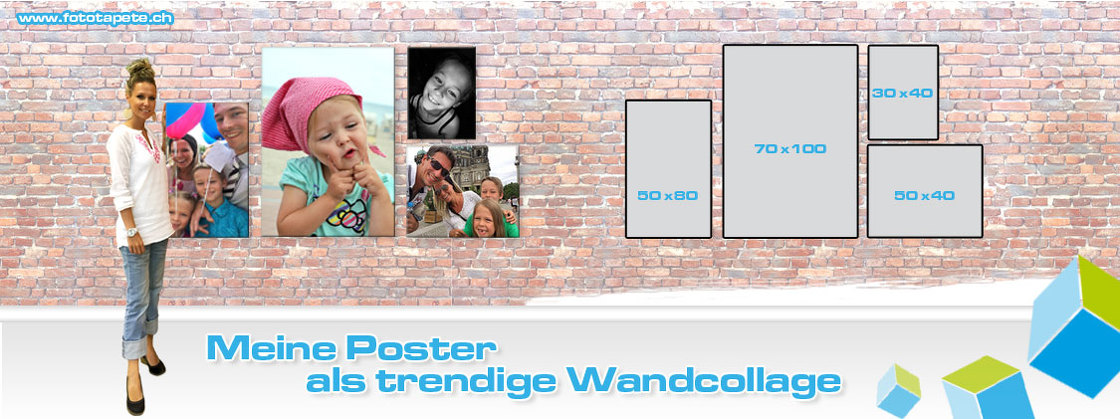 Poster Wandcollage Inspirationen